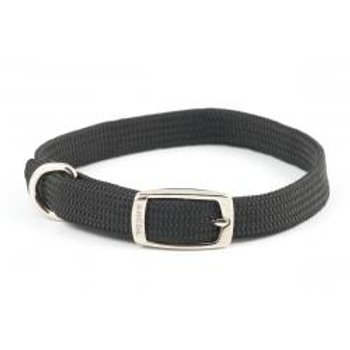 Ancol Softweave Collar Black
