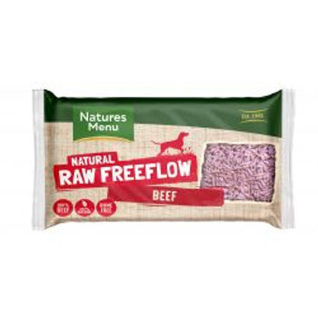 Natures Menu Raw Freeflow Beef Mince