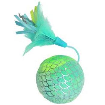 Happy Pet Mermaid Ball Blue