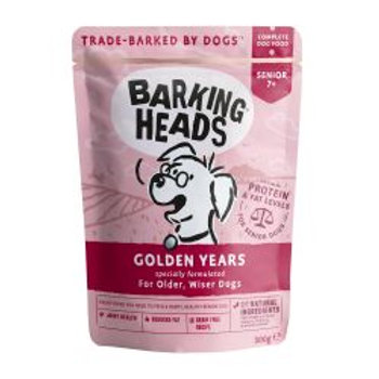 Barking Heads Golden Years Pouch