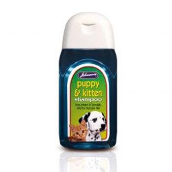 Johnson's Puppy/Kitten Shampoo