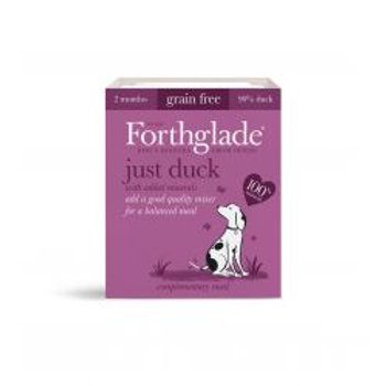Forthglade Just Duck Grain Free