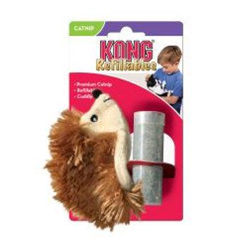 KONG Cat Hedgehog Refillable