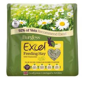 Burgess Excel Chamomile Feeding Hay