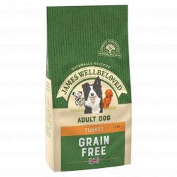James Wellbeloved Dog Grain Free Adult