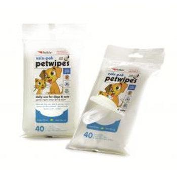 Petkin Eco Wipe Vanilla & Coconut