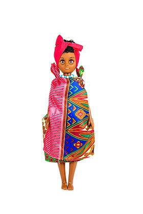 Molemo - Tsonga (pink)