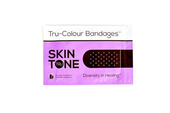 Tru Colour Bandages – Dark Brown