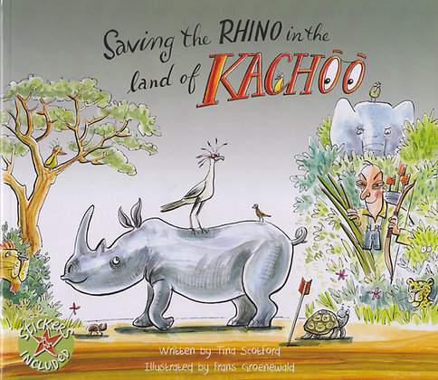 Saving the Rhino in the Land of Kachoo