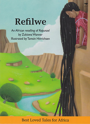 Refilwe (African Rapunzel)