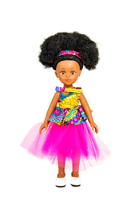 Sibahle - Bontle Doll Full kit (pink)