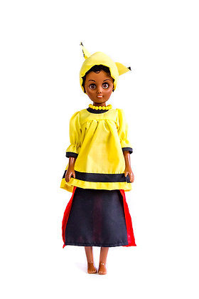 Molemo - Sepedi (yellow)