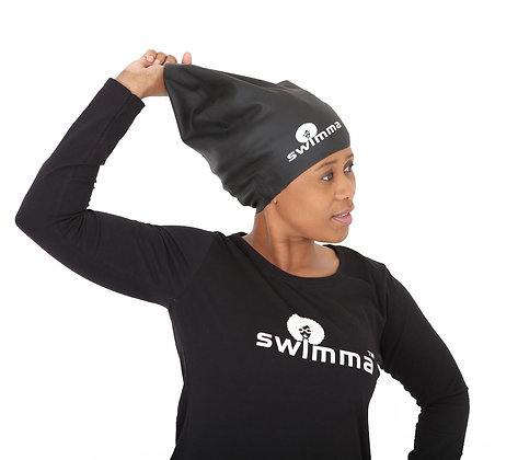 Swimma Caps Afro-Superlarge