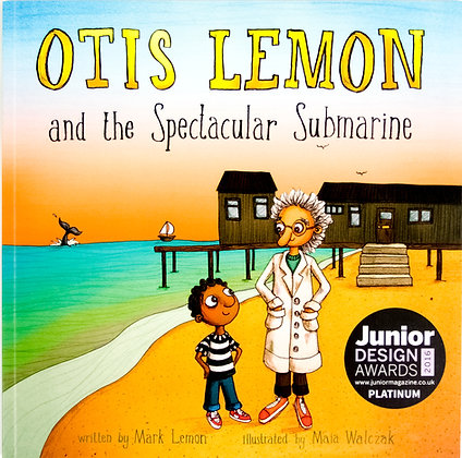 Otis Lemon and the Spectacular Submarine