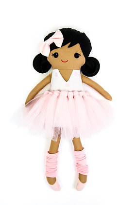 LBA Rag Doll - Mixed Girl (Ballerina)
