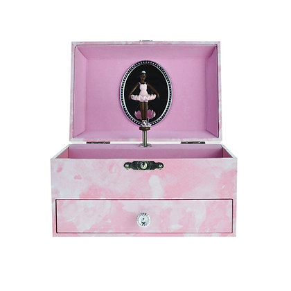 Nia Ballerina – Musical Jewellery Box