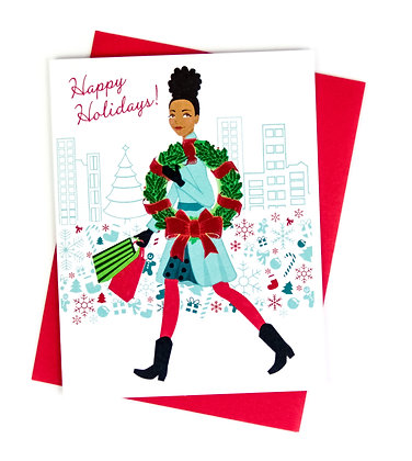 Christmas Card – Season's Essentials