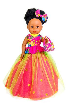 Sibahle - Nobuhle Doll Full kit (Pink)