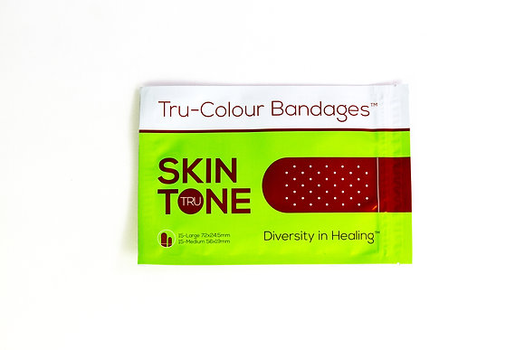 Tru Colour Bandages – Light Brown