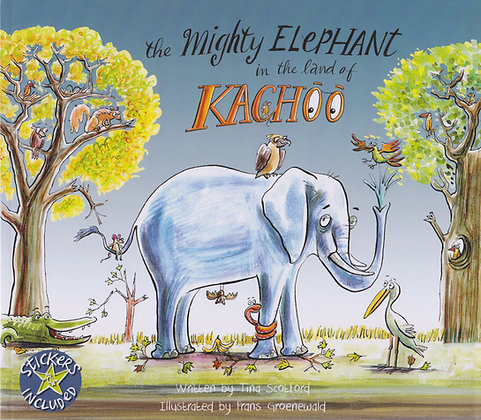 The Mighty Elephant in the land of Kachoo