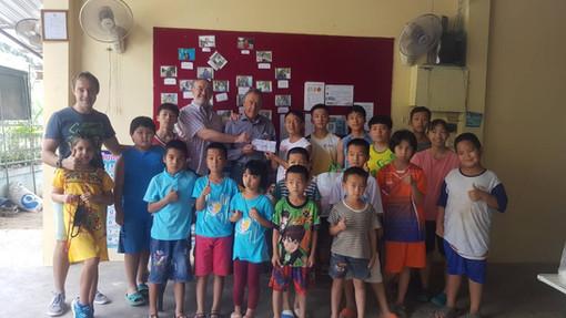 Nampon Orphanage in Chiang Mai, Patrick Kumpitsch