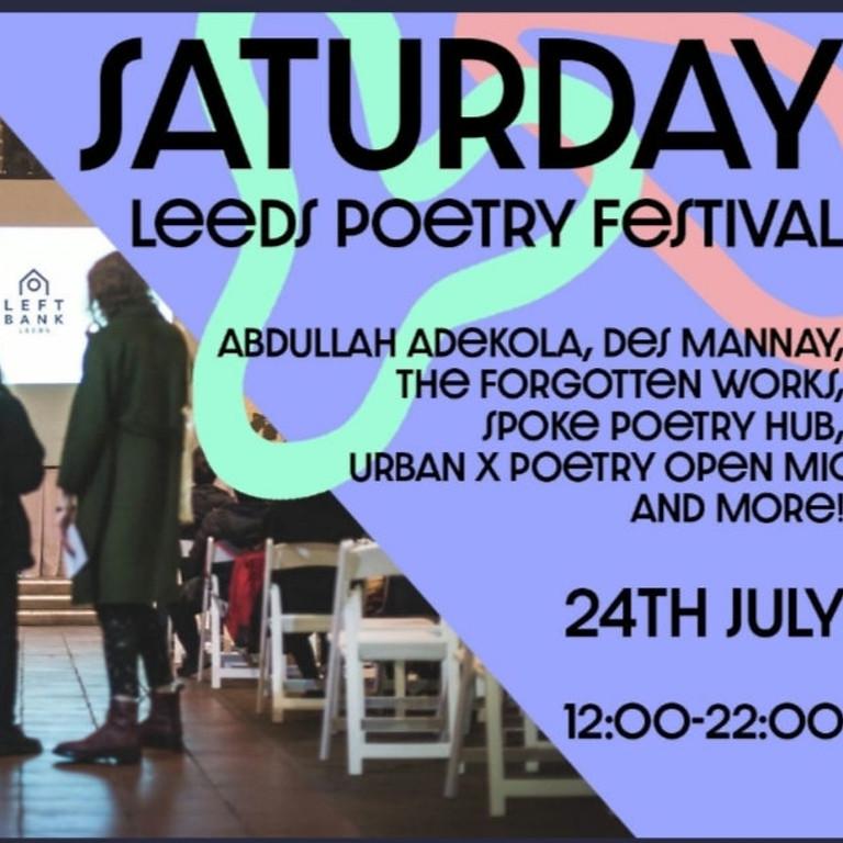 Leeds Poetry Festival