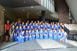 CHIJ Secondary School Choir