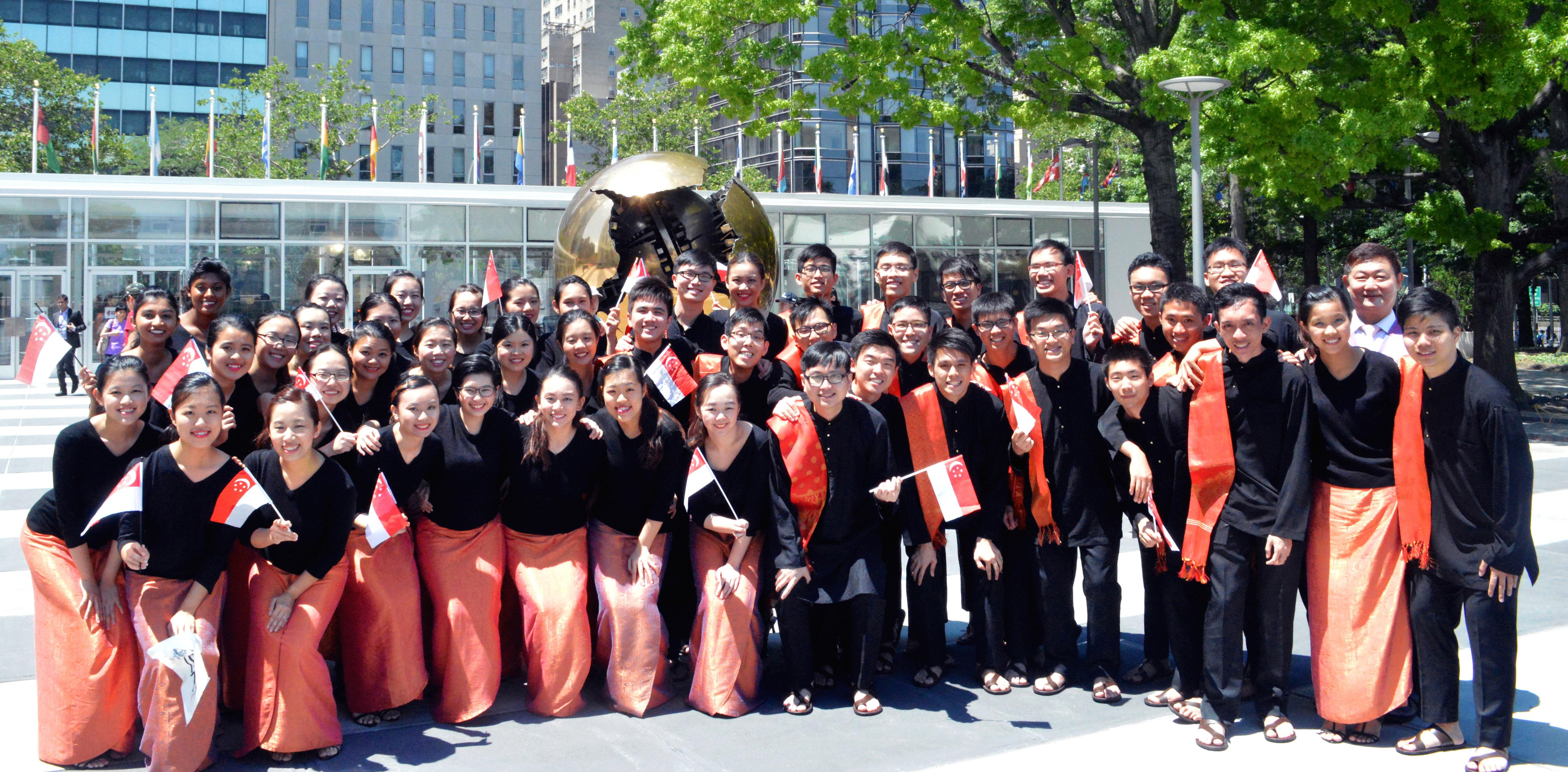 National University Singapore Choir