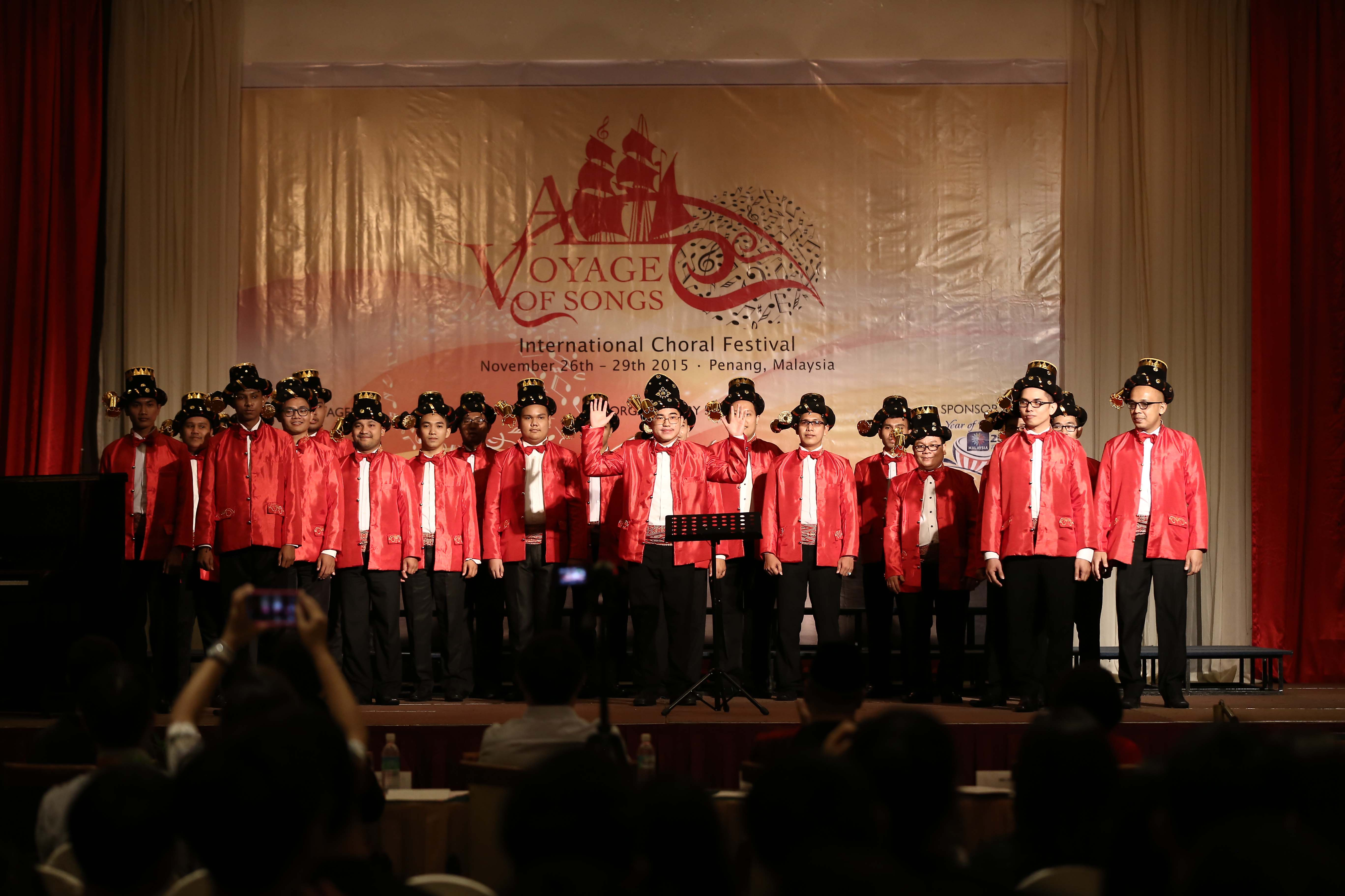 Male Voices Choir (Open)