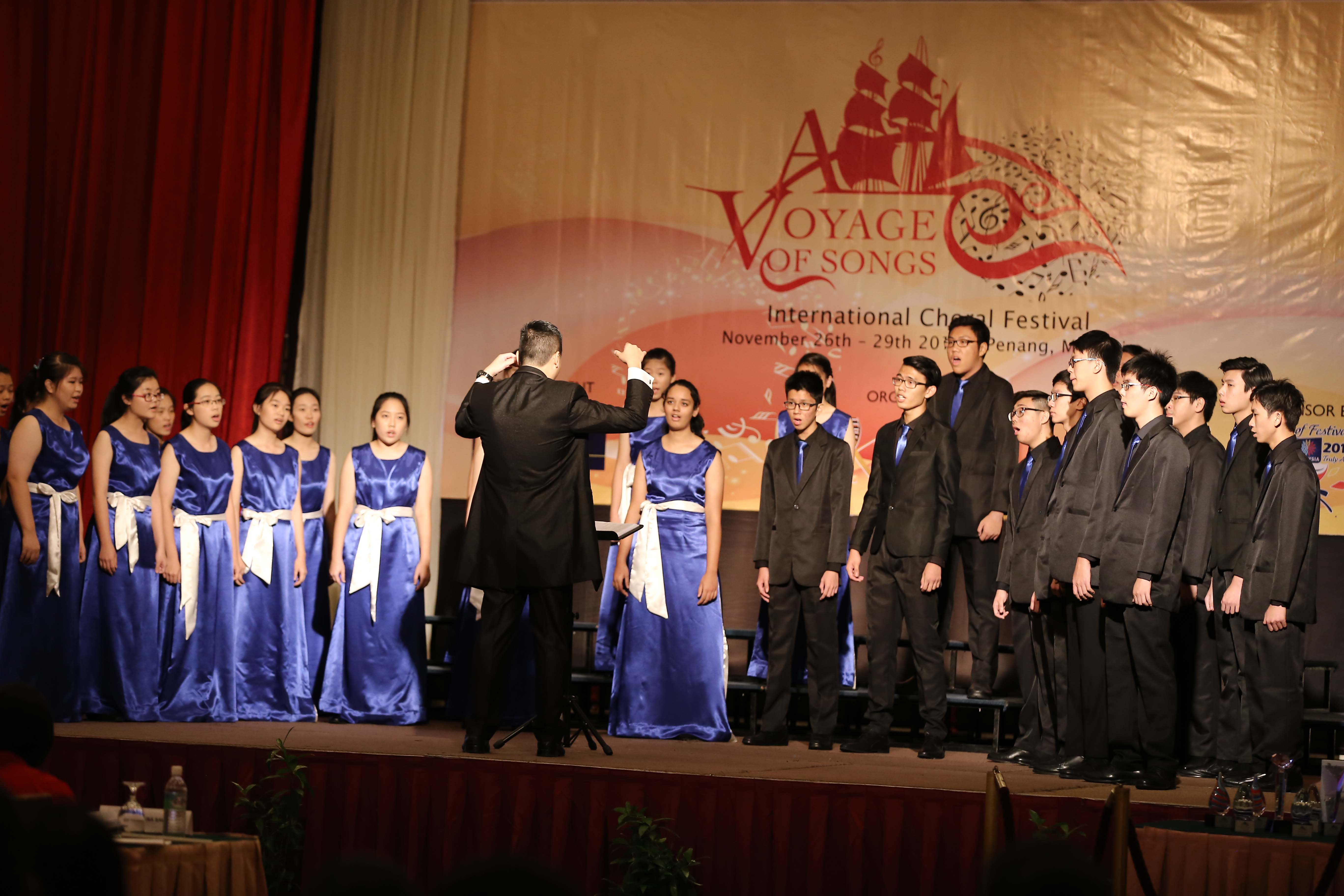 Mixed Voices Choir (Senior Youth)