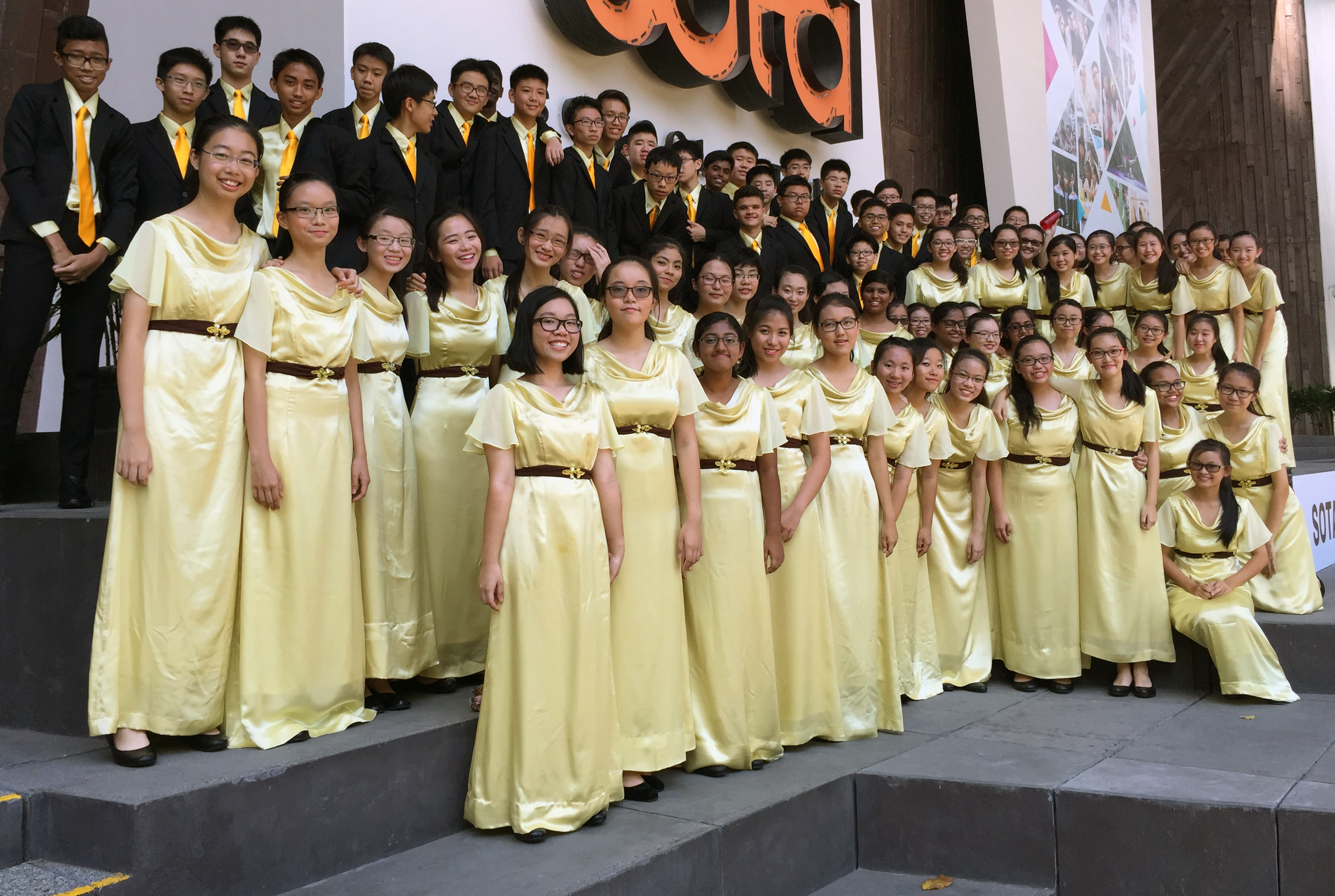 Commonwealth Secondary School Choir