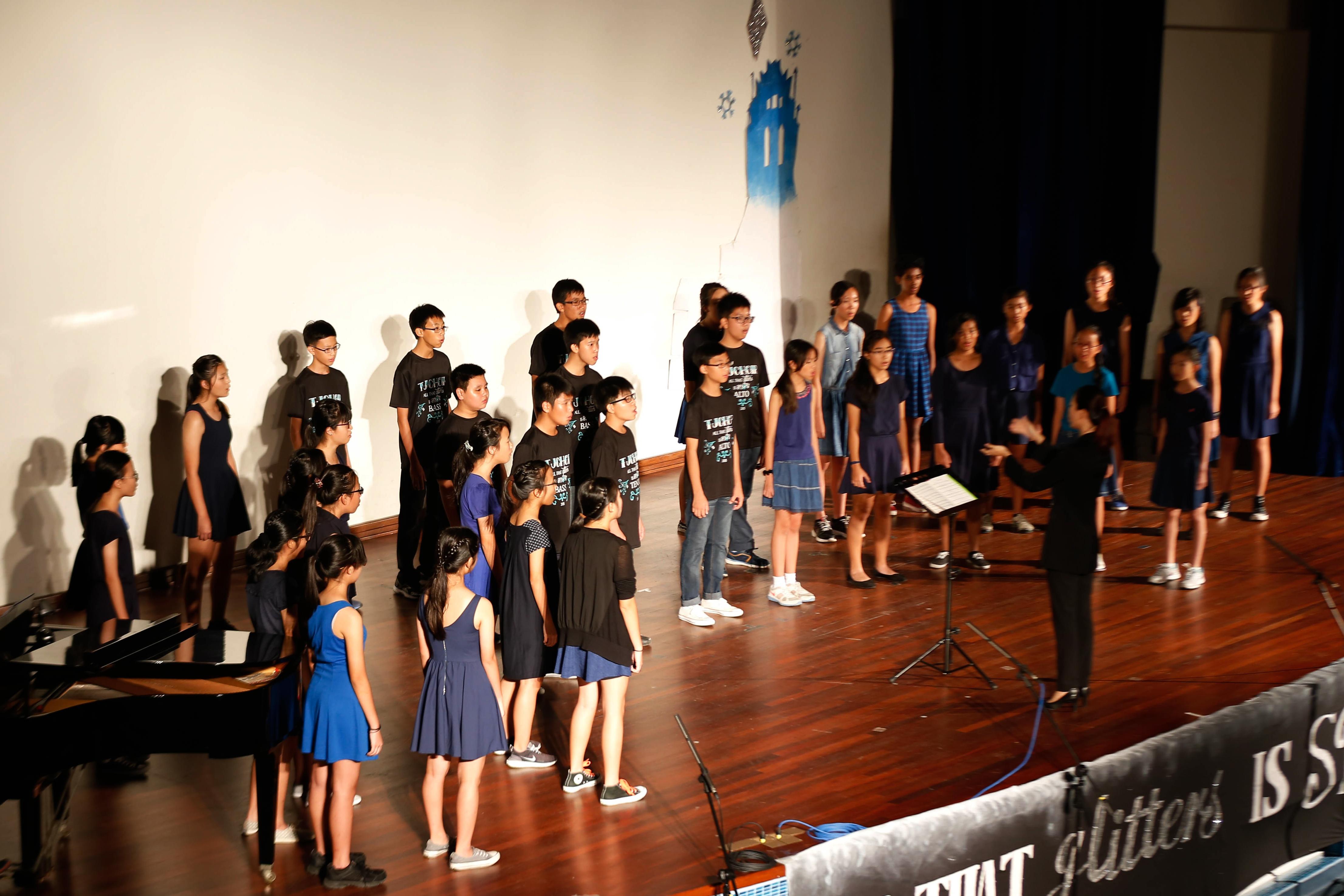 Temasek JC IP Choir