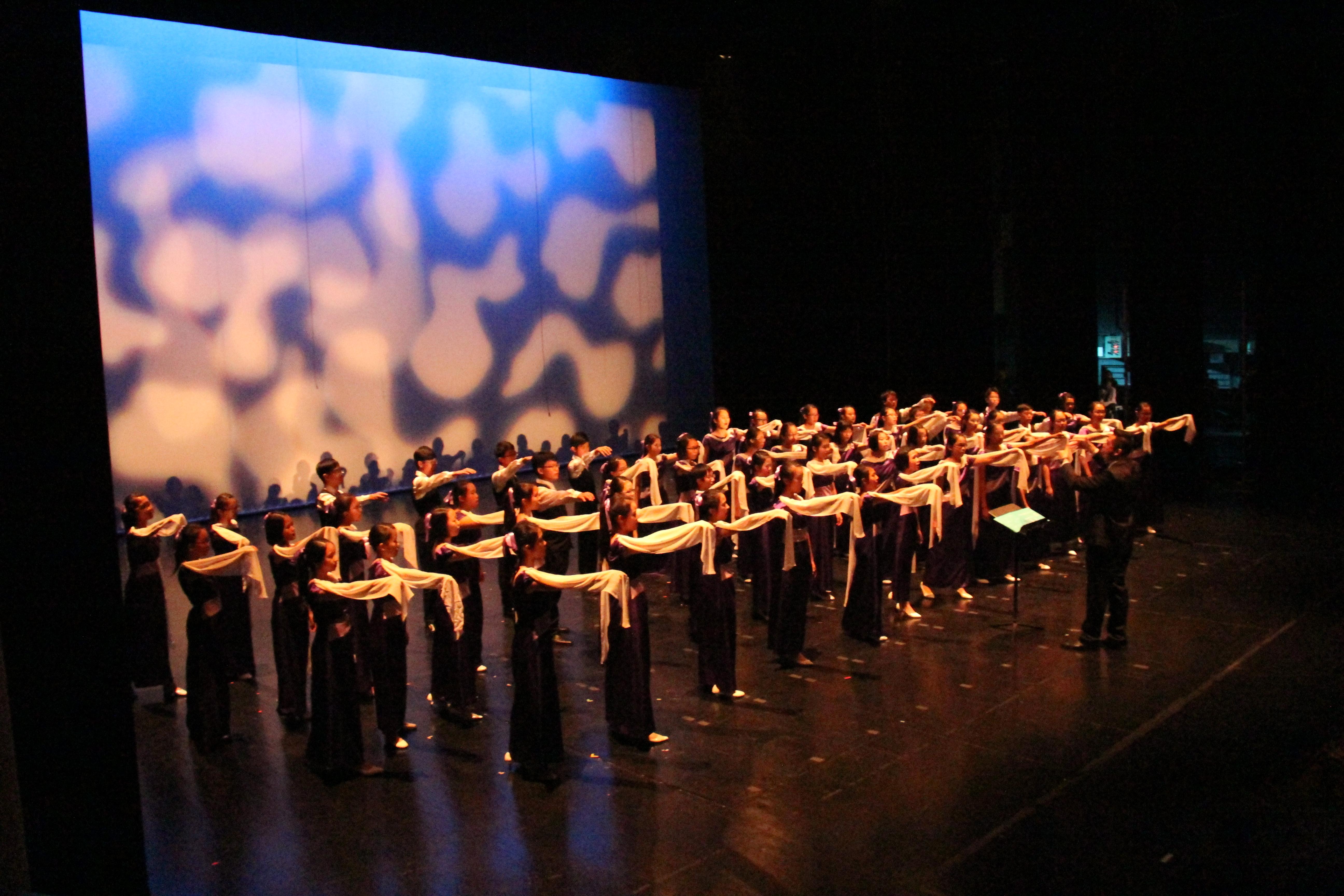 Nan Hua High Choir