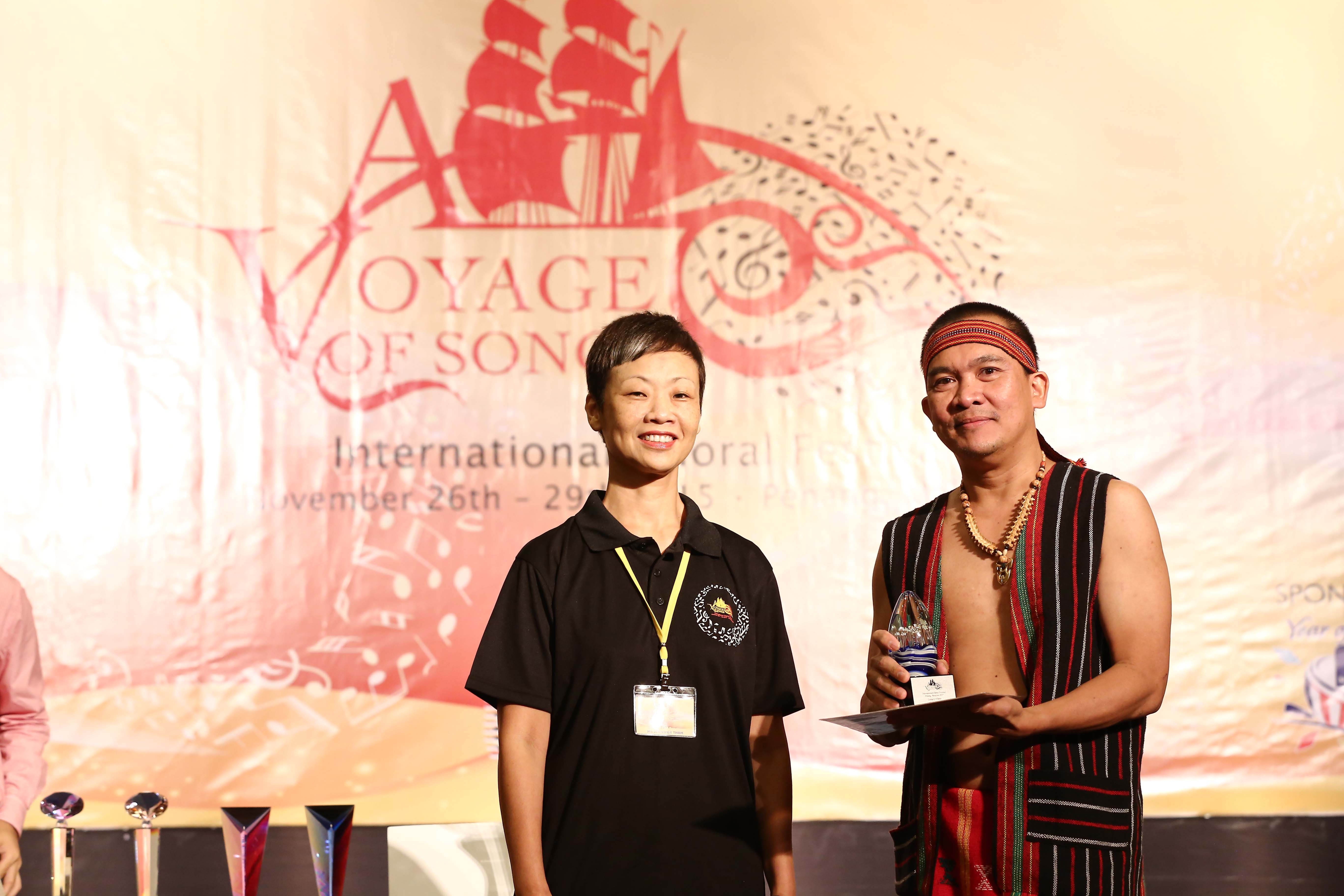 AVOS 2015 - Awards Ceremony