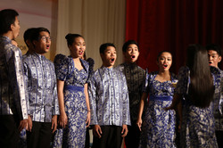 Mixed Voices Choir (Junior Youth)