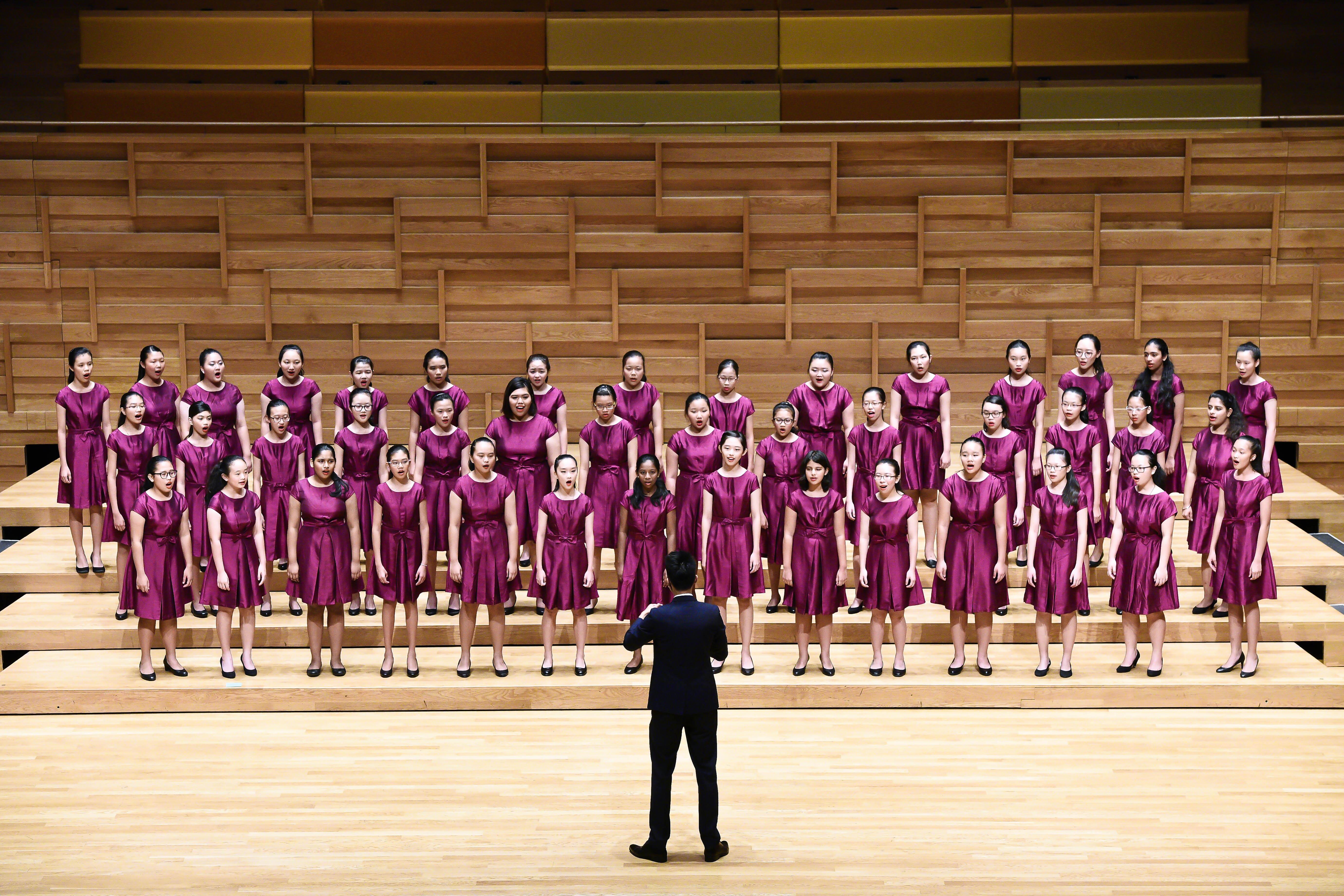 Bedok South Secondary Choir