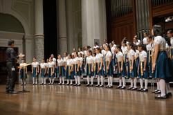 Raffles Girls Primary School Choir