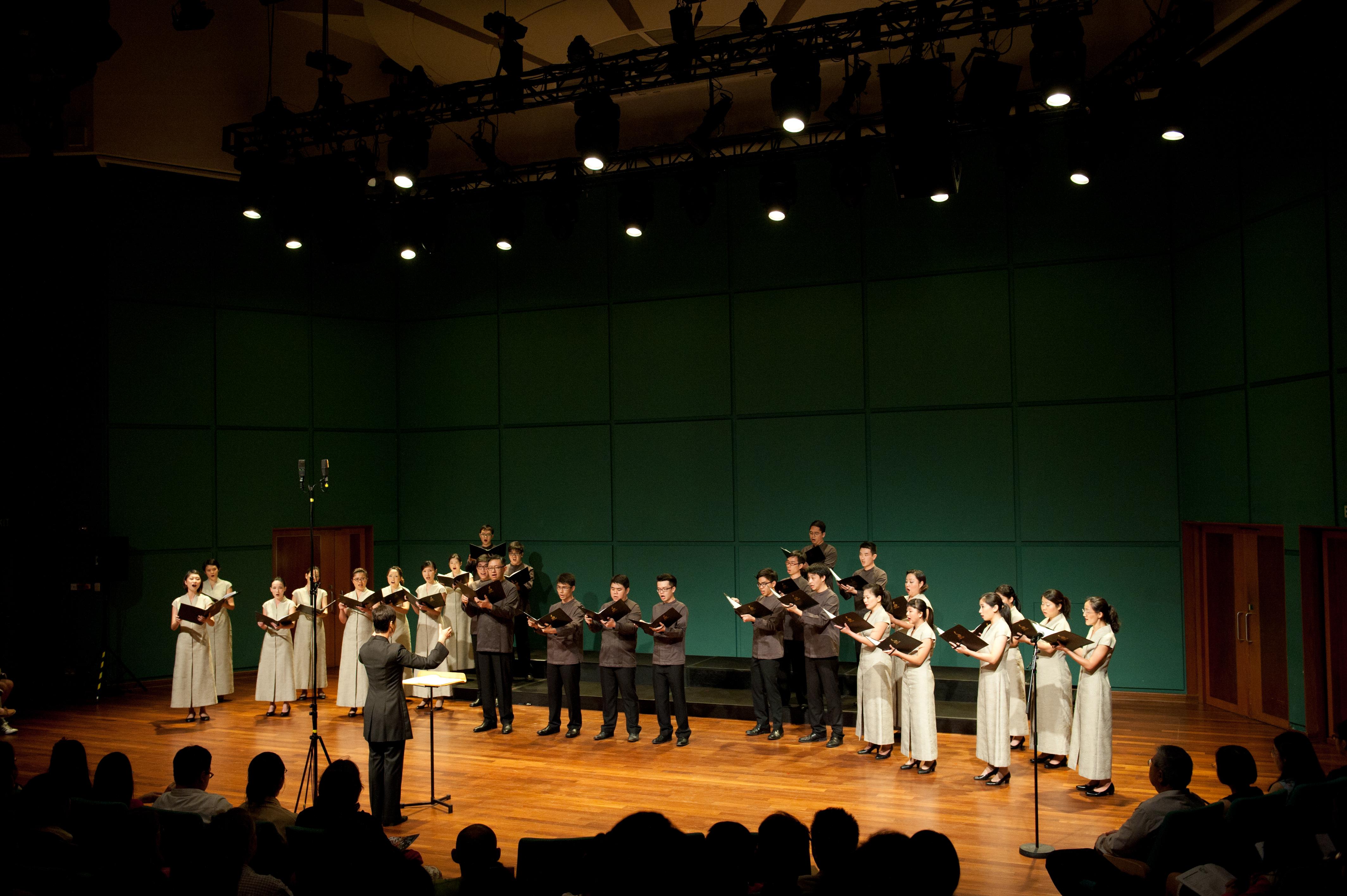 SYC Ensemble Singers