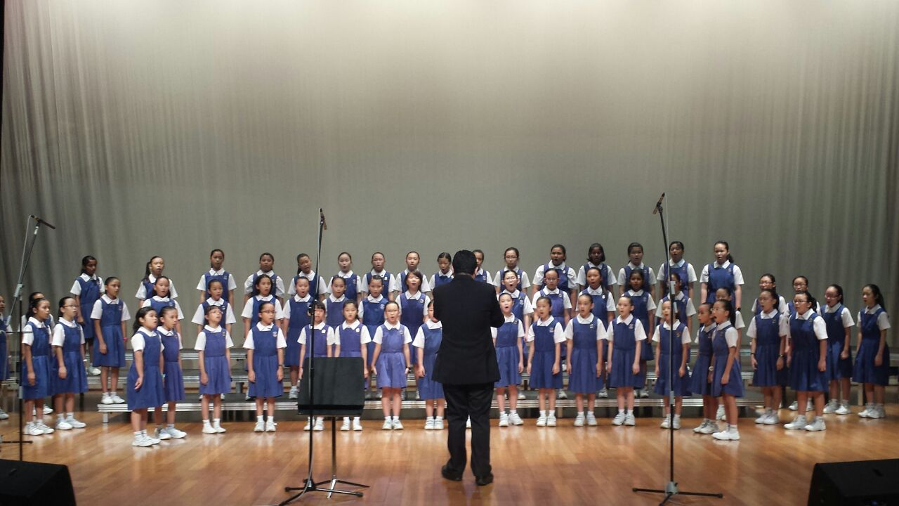 CHIJ Kellock Primary School Choir
