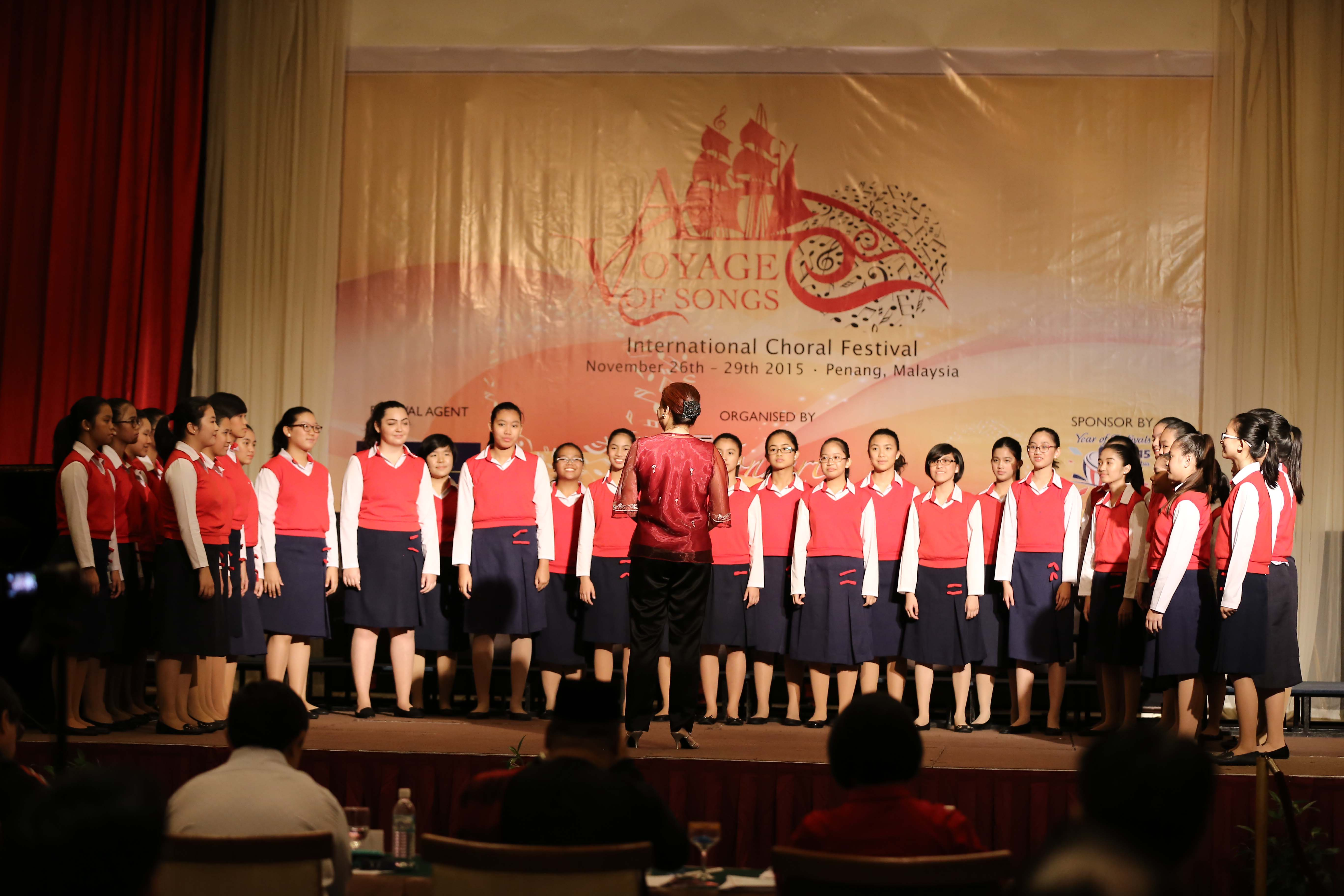 Equal Voices Choir (Senior Youth)