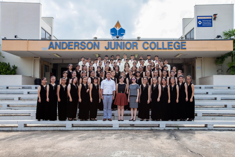 Anderson Junior College Choir