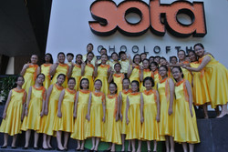 South View Primary School Choir