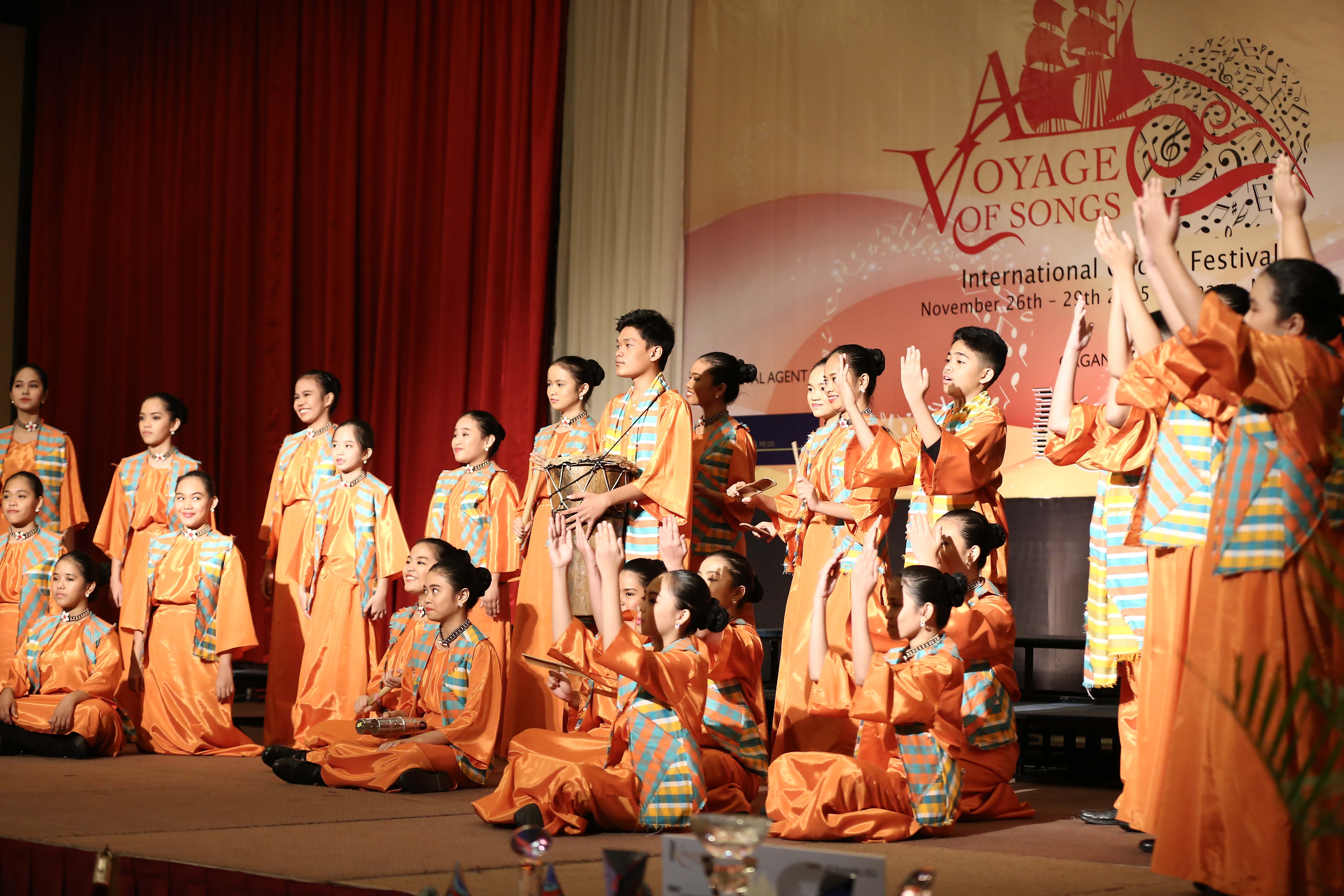 Equal Voices Choir (Junior Youth)