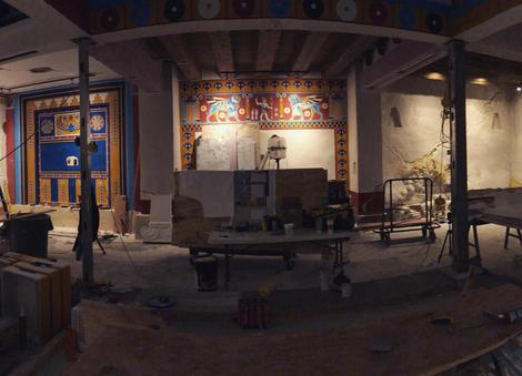 Exhibit at Creation Museum