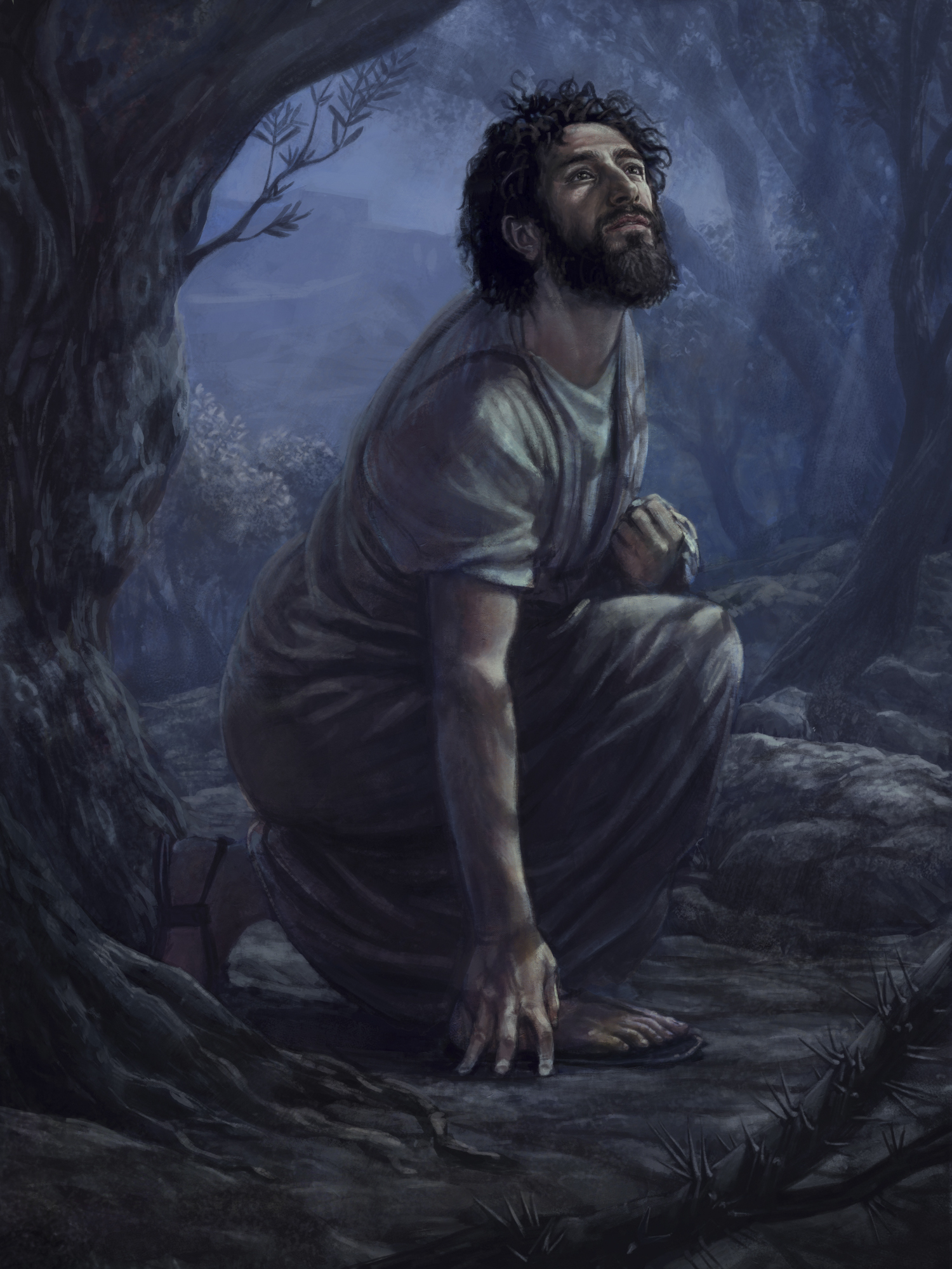 The Last Adam in the Garden