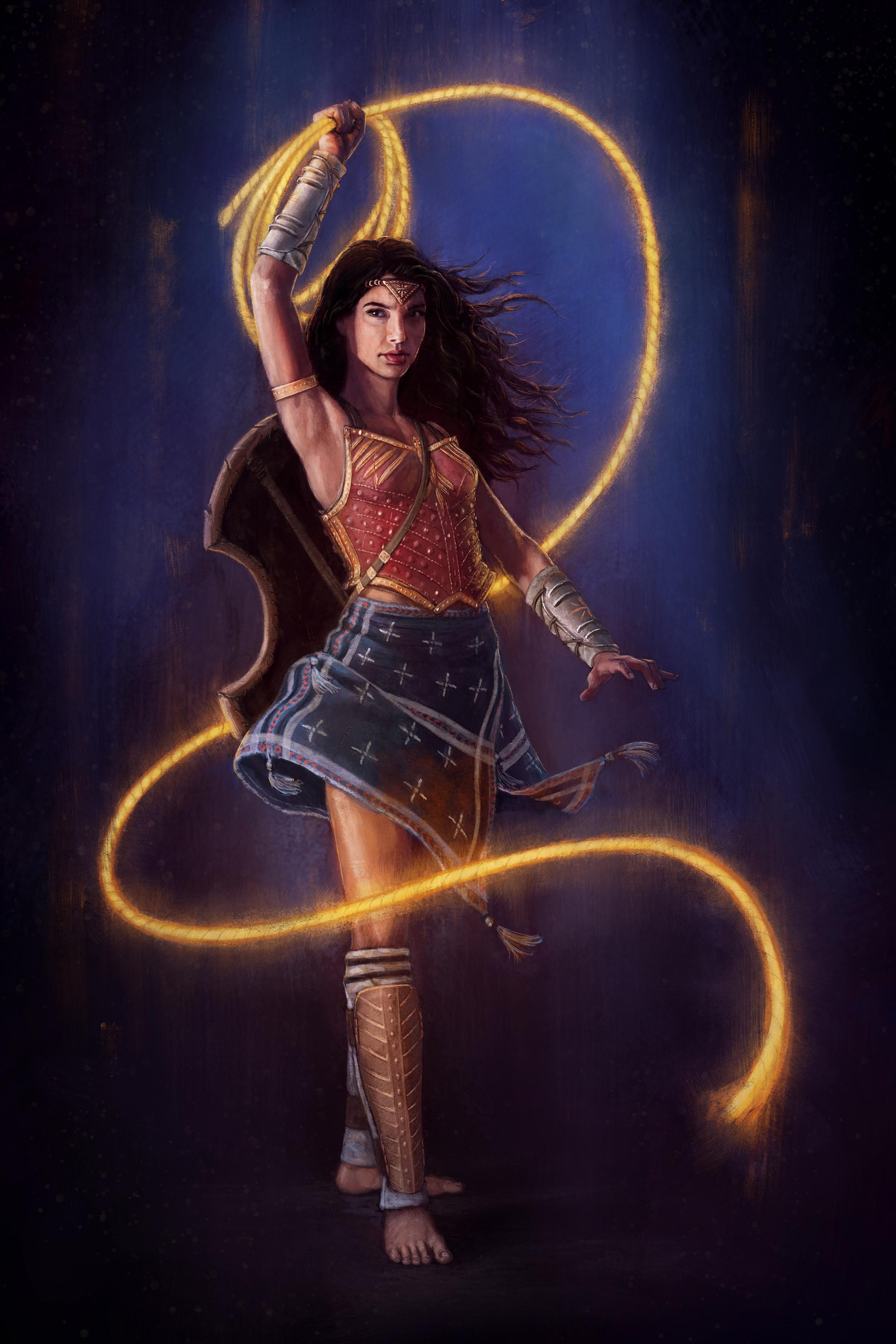 Diana of Themyscira - Wonder Woman - Full sm