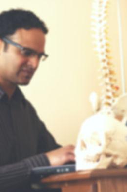Aylmer Osteopathe Osteopath Naturopathe Naturopath Desk