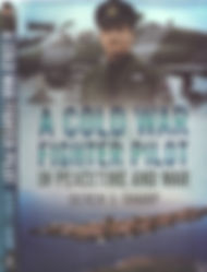 Cover of the book A Cold War Fighter Pilot in Peacetime and War by Derek J Sharp