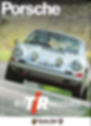 Cover of Porsche Post the magazine of the Porsche Club of Great Britain April 2012