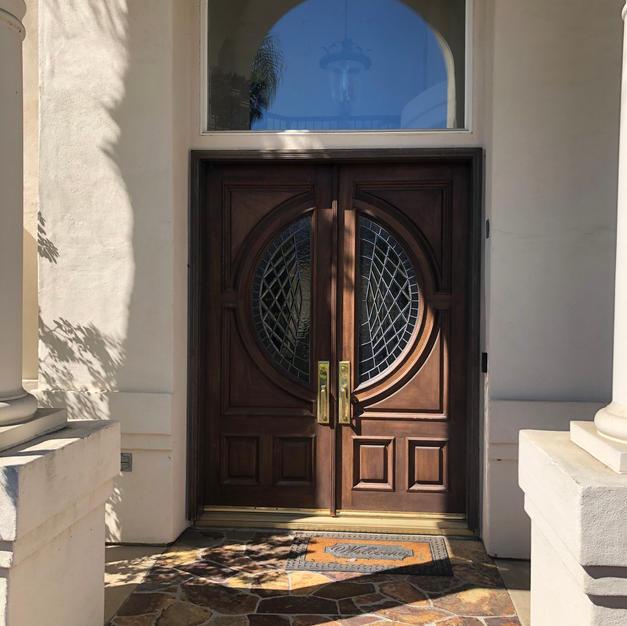 Front Door Replacement (After)